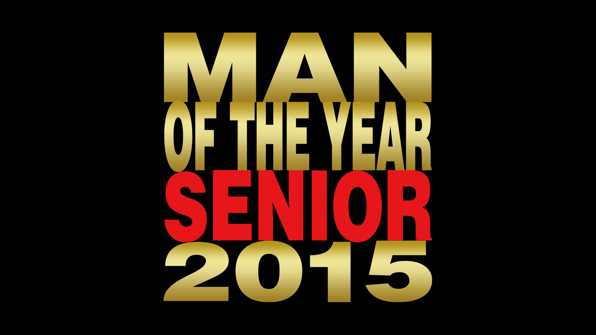 『Man of the Year Senior 2015』 公式サイトがオープンいたしました