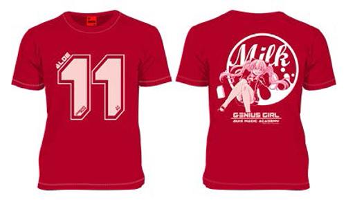 『クイズマジックアカデミー』からセリオス、シャロン、アロエと3種類のTシャツが登場!