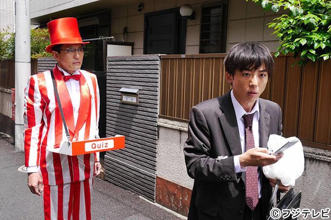 クイズをテーマにした『世にも奇妙な物語』 松重豊と高橋一生が主演する「クイズのおっさん」に注目せよ!