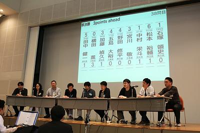 全国の猛者が集まるクイズ大会『第14回勝抜杯』レポート