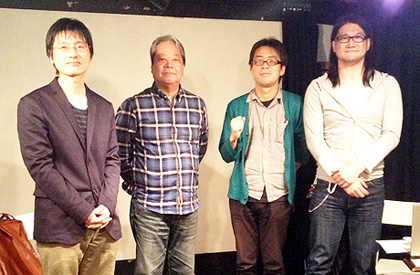 『パネルクイズアタック25』の構成作家・高見孔二をゲストに迎えた「関西クイズ番組史の研究」レポート