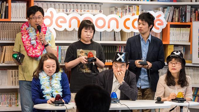 「QUIZ JAPAN」による参加型クイズイベント「QUIZ JAPAN PARTY!」レポート