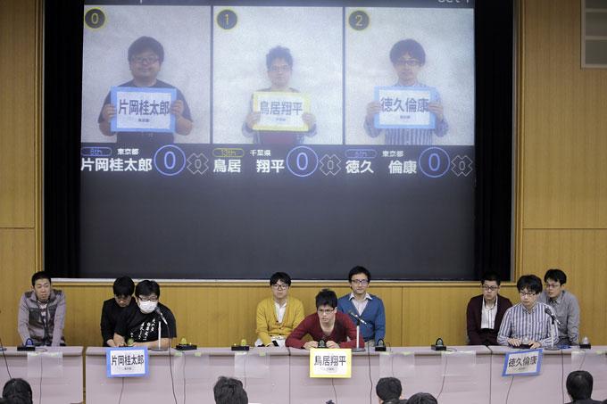 鳥居翔平、悲願の『ABC』初優勝!社会人基本問題実力No.1決定戦『ABC~the fifth~』レポート