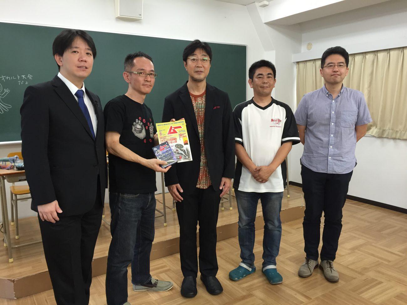 QUIZ JAPAN TVのオリジナルクイズ番組「魁!!クイズ塾」第14回は夏休み特別企画「オカルトカルト大会」!