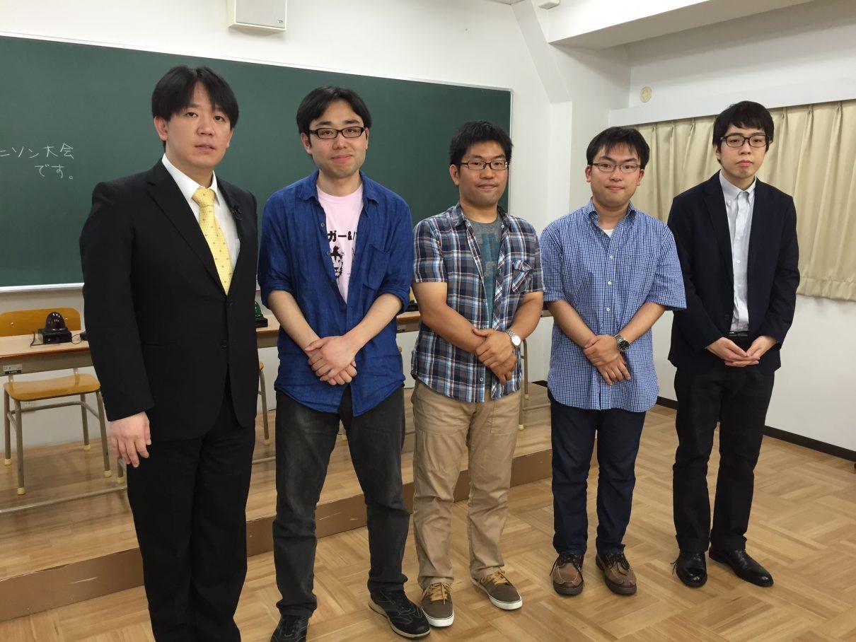QUIZ JAPAN TVのオリジナルクイズ番組「魁!!クイズ塾」第13回は夏休み特別企画「アニソンカルト大会」!