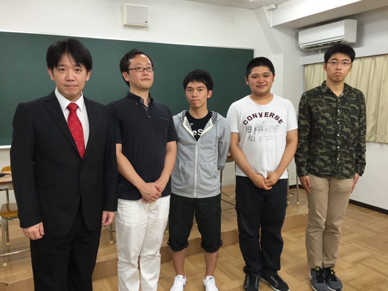 QUIZ JAPAN TVのオリジナルクイズ番組「魁!!クイズ塾」第19回は「大学生大会」!