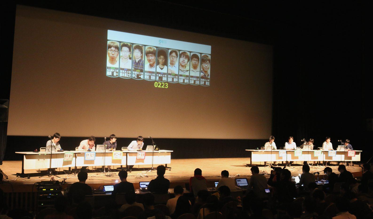 東大・鈴木淳之介が団体戦『EQIDEN2017』と個人戦『abc the 15th』を完全制覇!