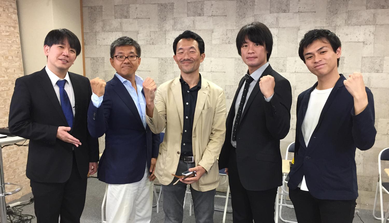 QUIZ JAPAN TVのオリジナルクイズ番組「魁!!クイズ塾」第30回は「マスメディア関係者大会」!