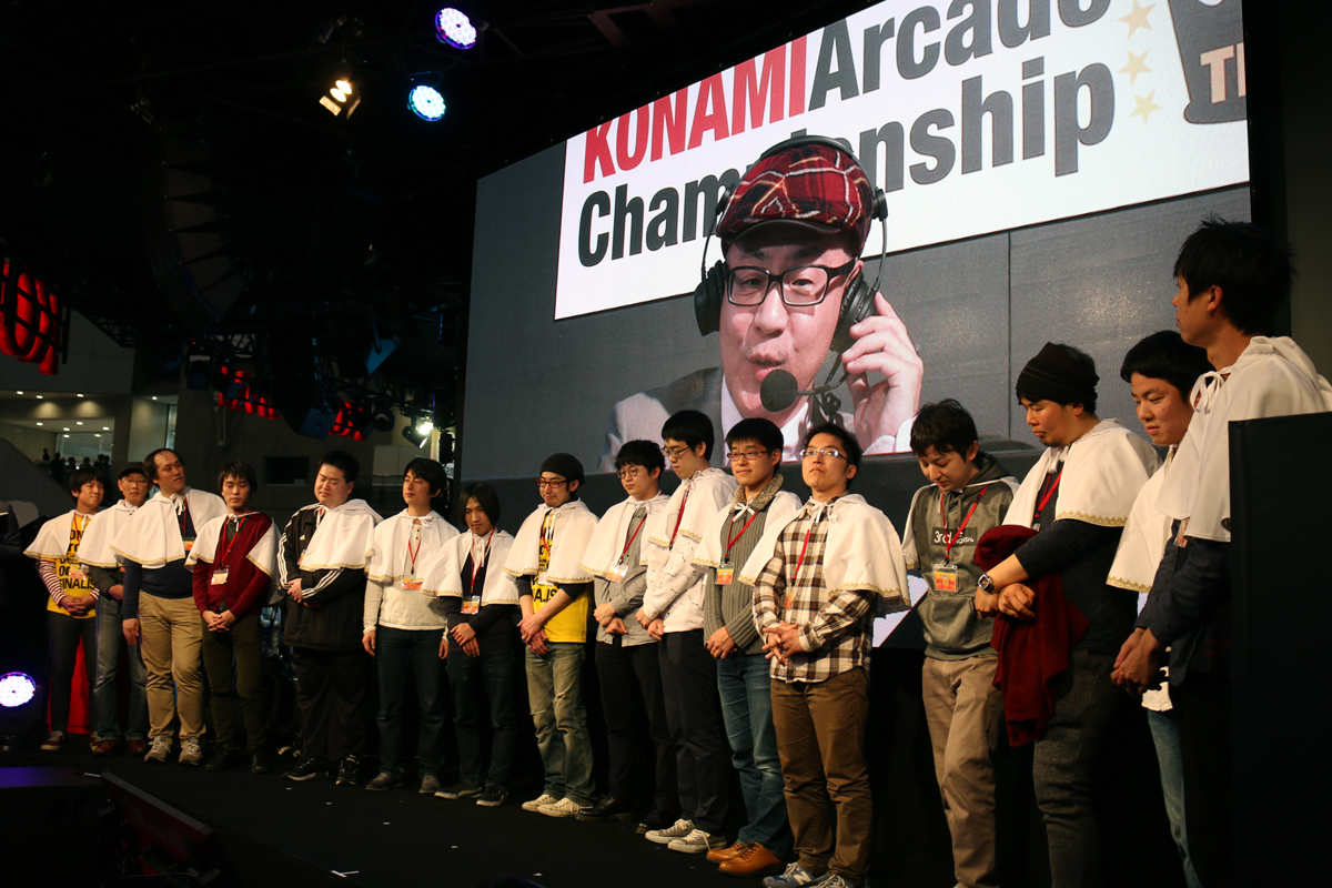 『The 7th KONAMI Arcade Championship/QMA JAPAN TOUR 2017 グランドスラム大会』開催!!
