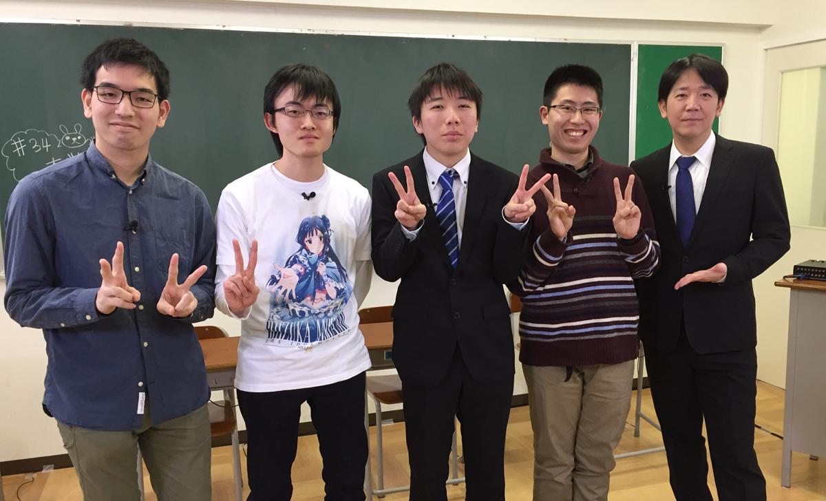 QUIZ JAPAN TVのオリジナルクイズ番組「魁!!クイズ塾」第34回は「大学生大会」!