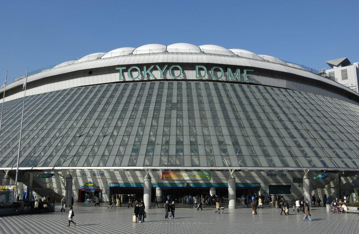 2018年は東京ドーム開場30周年!! 初めてコンサートを開催したアーティストは?