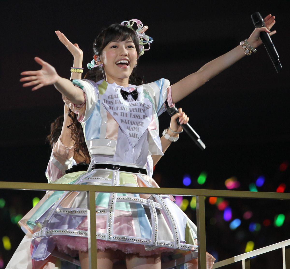 元AKB48・渡辺麻友がミュージカルに挑戦! 主演女優への道は◯◯から始まった?