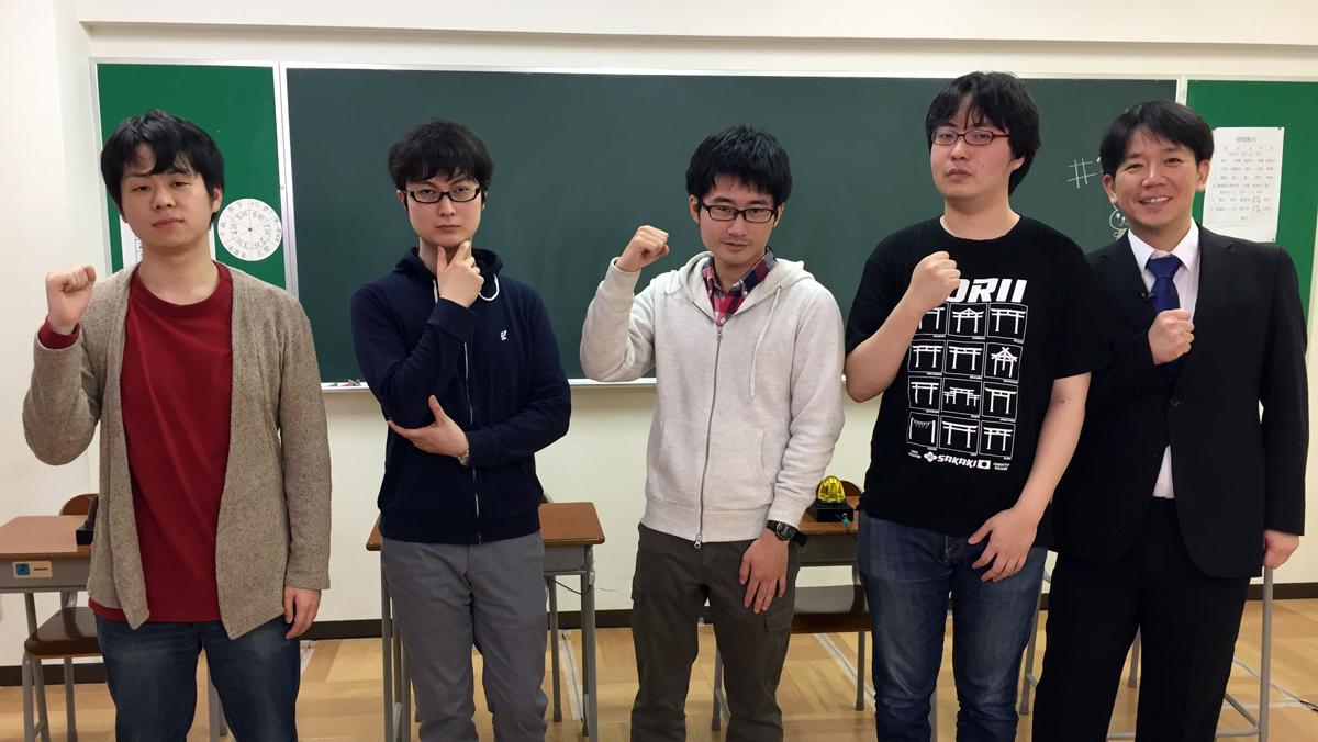 QUIZ JAPAN TVのオリジナルクイズ番組「魁!!クイズ塾」第38回は「20代大会」!