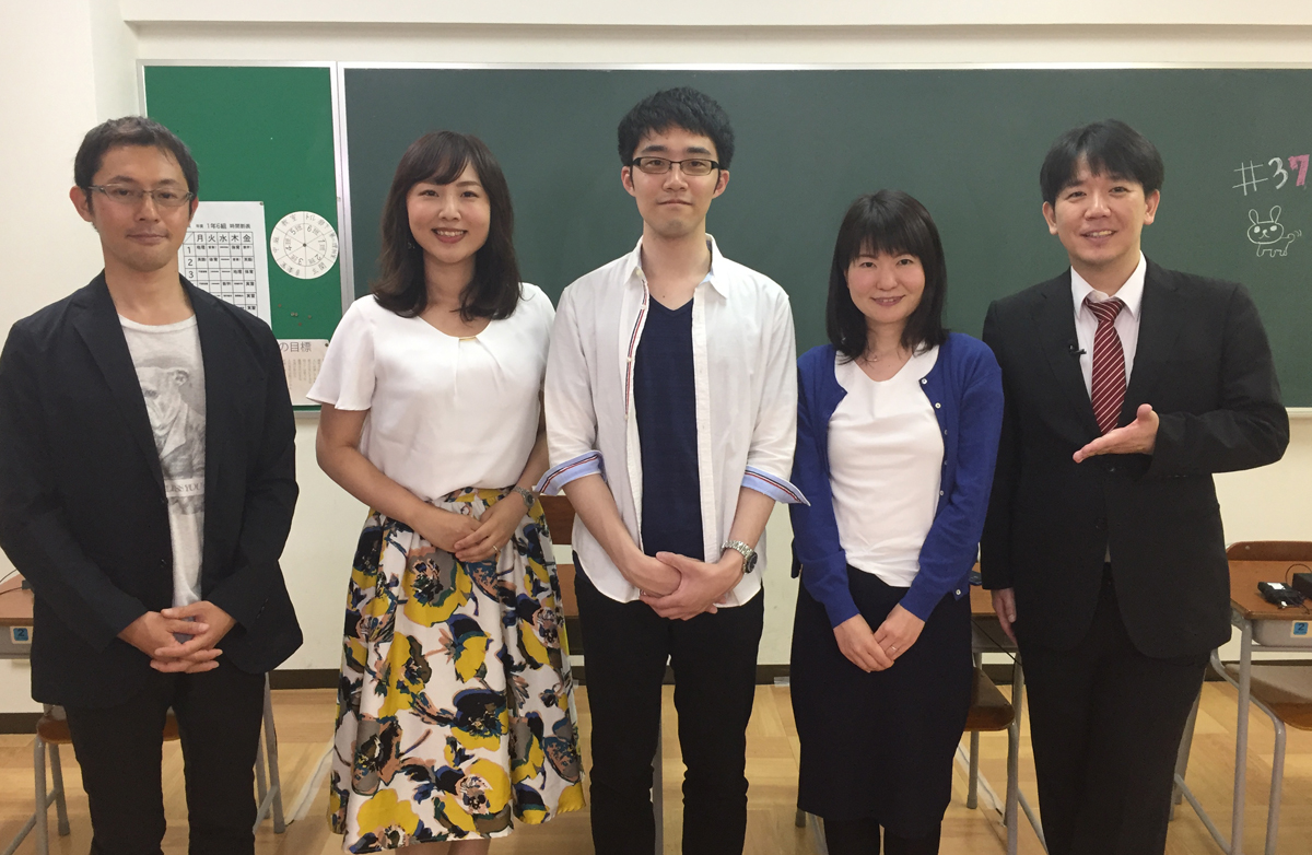 QUIZ JAPAN TVのオリジナルクイズ番組「魁!!クイズ塾」第37回は「ビギナー大会」!