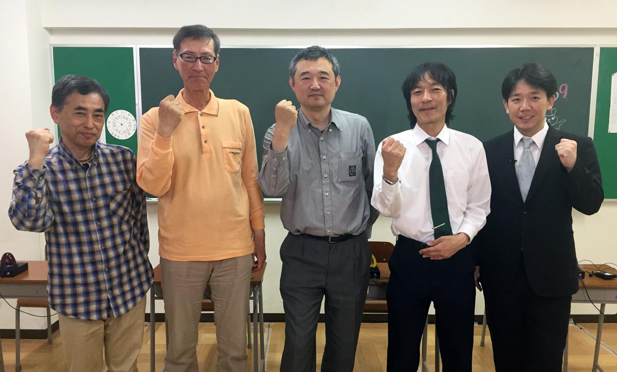 QUIZ JAPAN TVのオリジナルクイズ番組「魁!!クイズ塾」第39回は「シニアプレイヤー大会」!