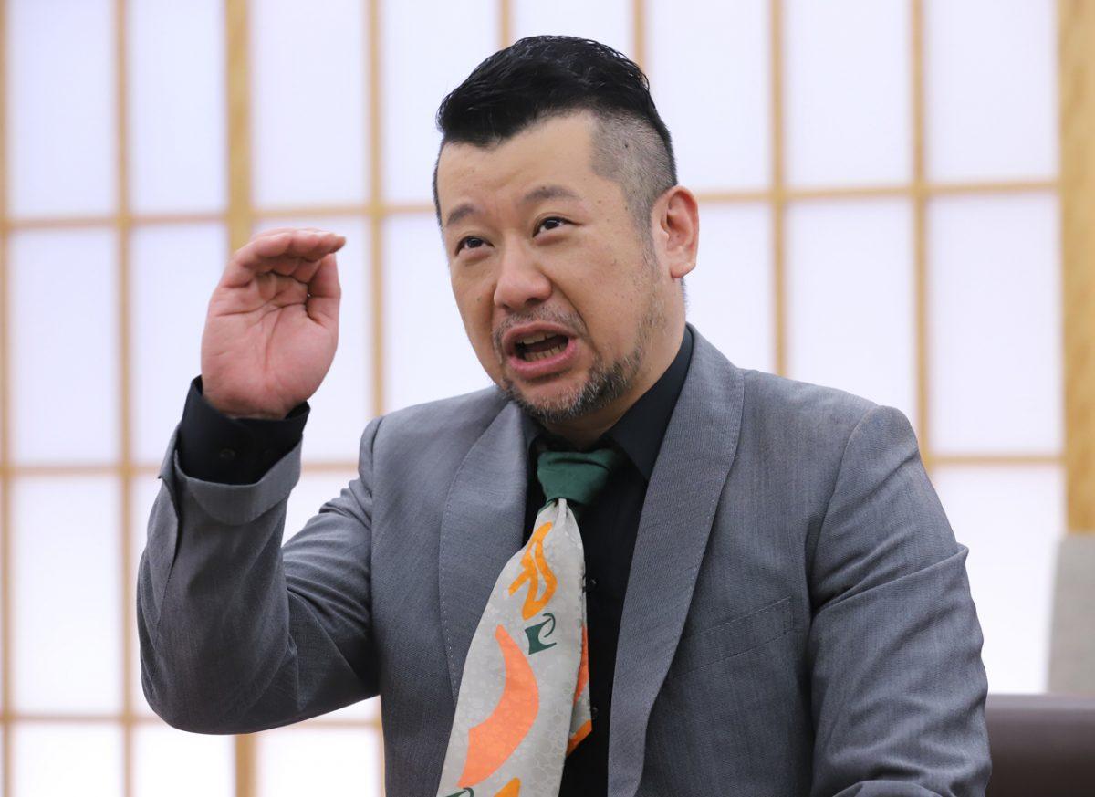 一問一報/ケンドー・カシン