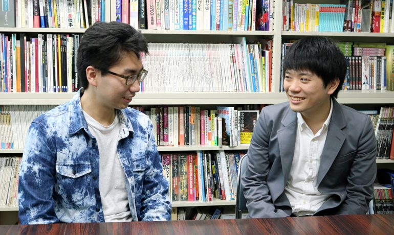 鈴木淳之介×水上颯 『Knock Out』収録一週間前対談(PART2)