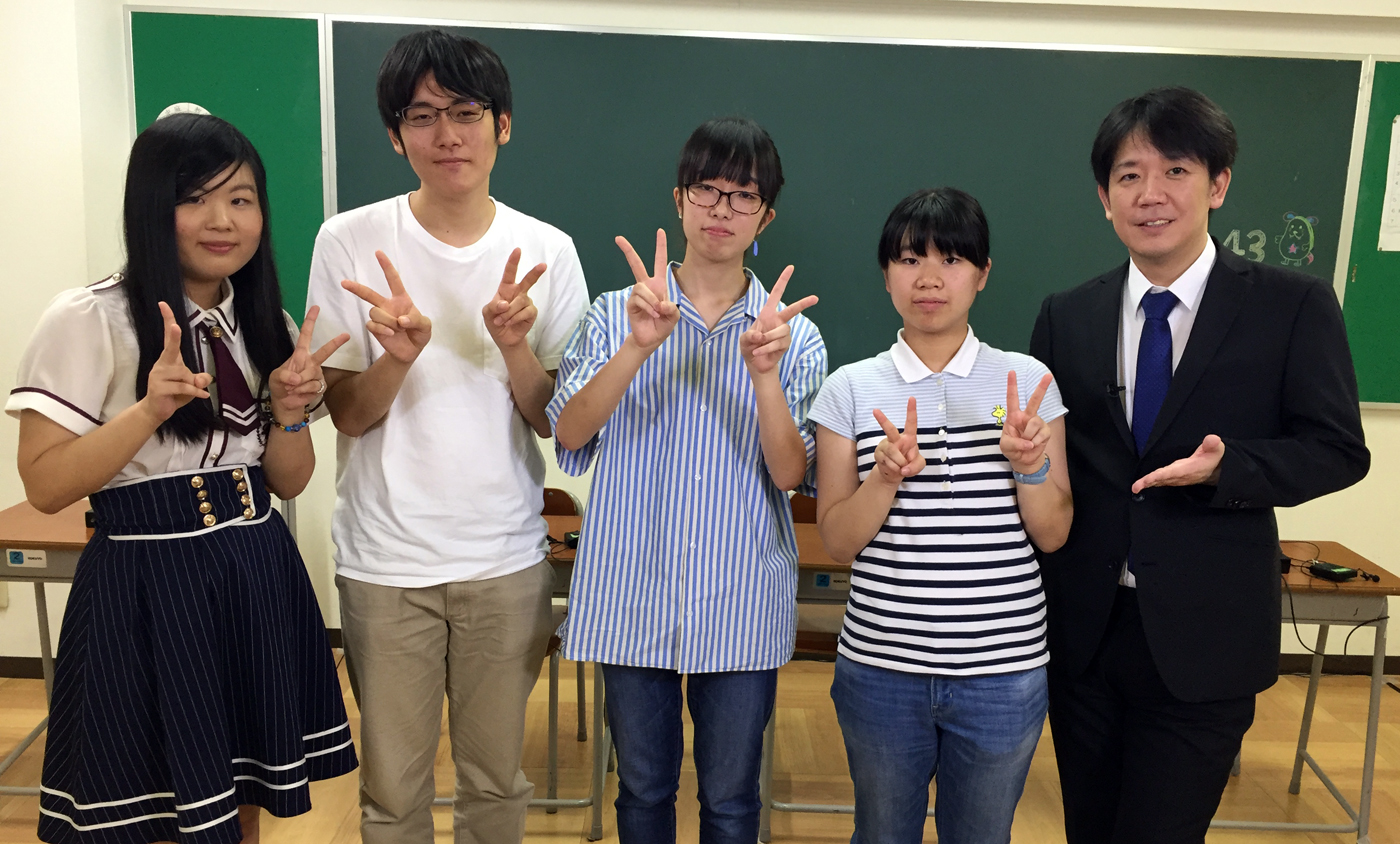 QUIZ JAPAN TVのオリジナルクイズ番組「魁!!クイズ塾」第43回は「新興大学クイズ研究会大会」!