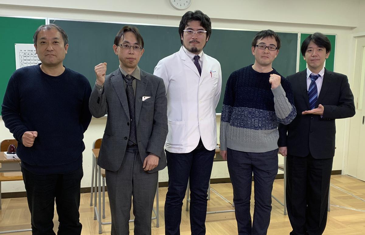 QUIZ JAPAN TVのオリジナルクイズ番組「魁!!クイズ塾」第45回は「40代大会」!