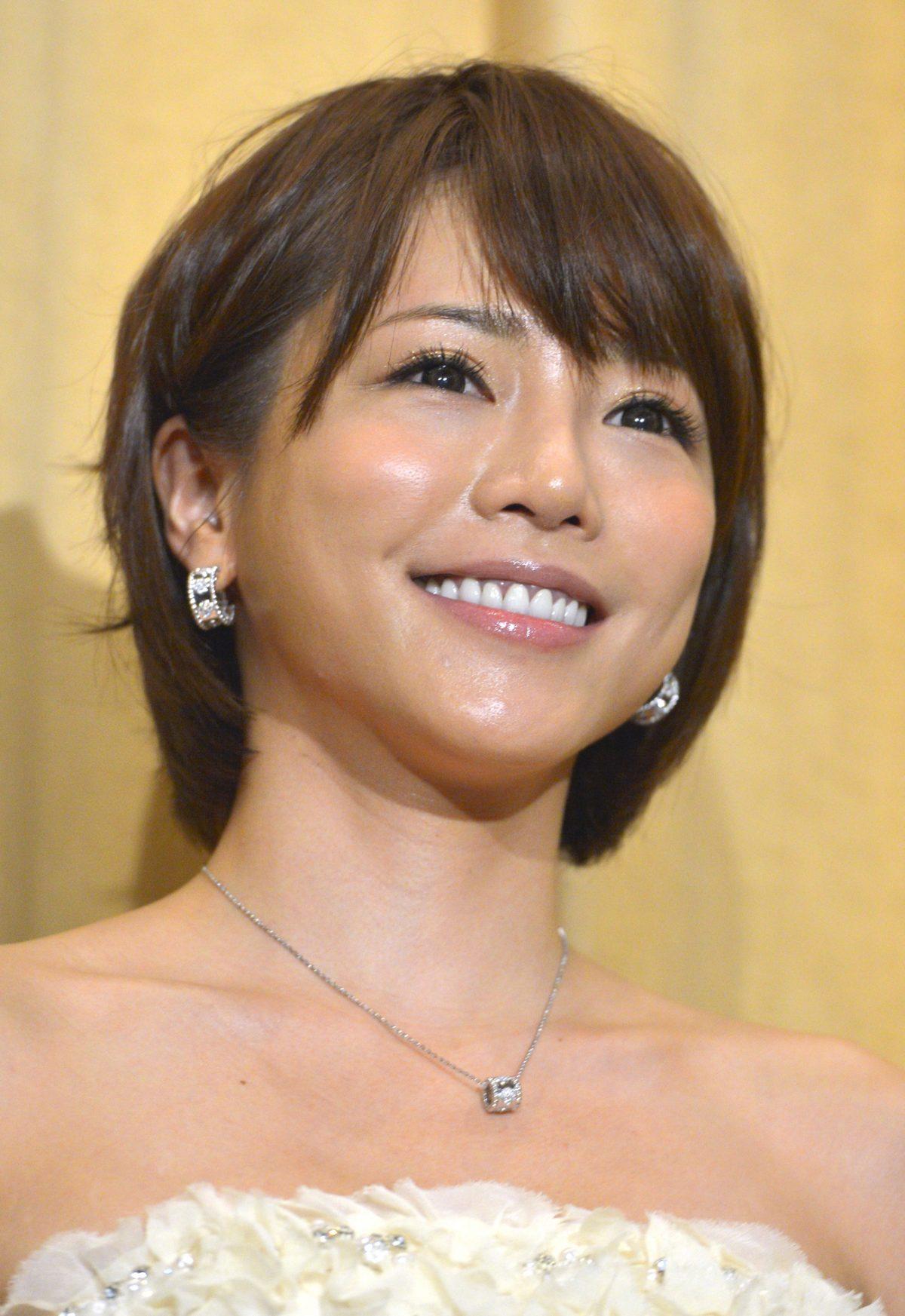 釈由美子、「余裕しゃくしゃく」とは言えない名前の由来とは?