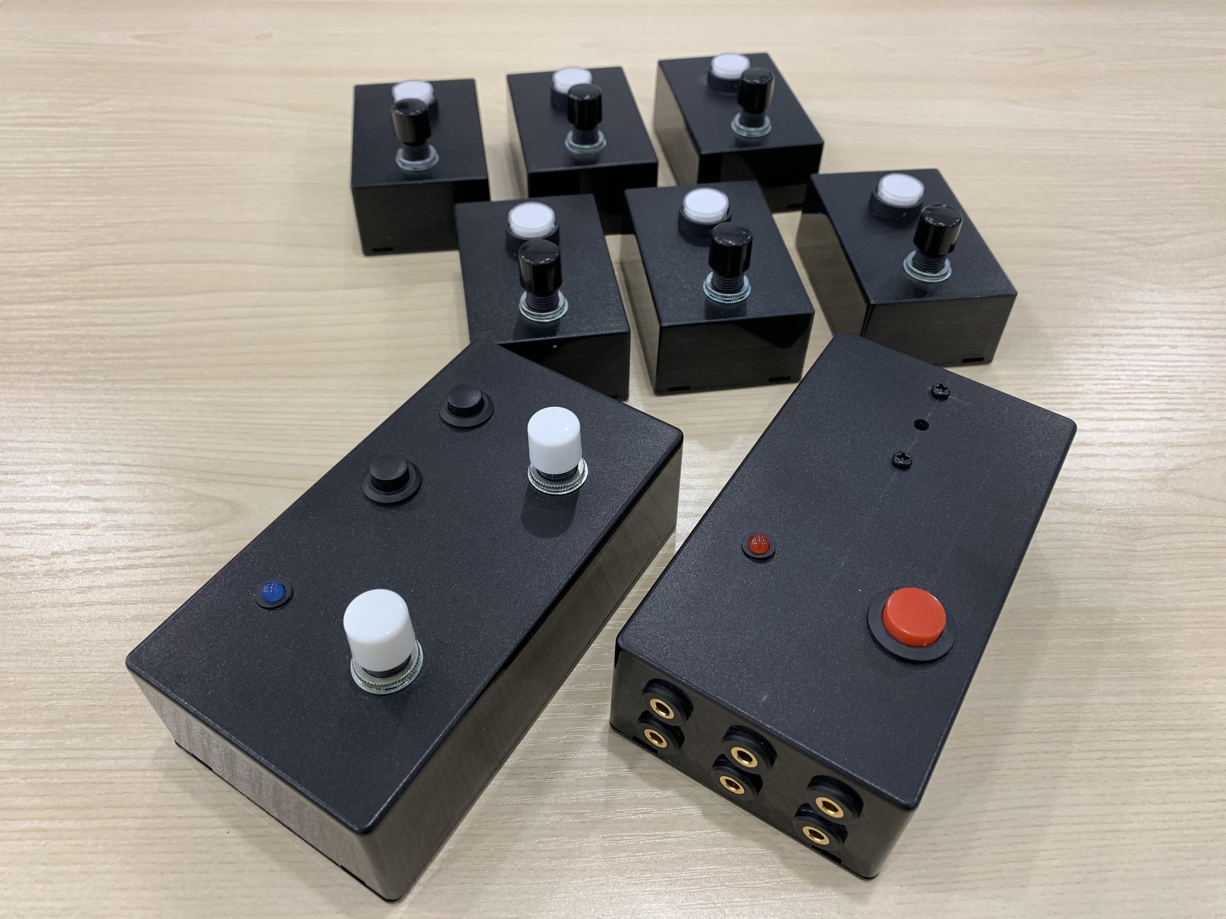 いつでもどこでも早押しクイズが可能に!「QUIZ JAPAN」が6人用早押し機を販売開始!