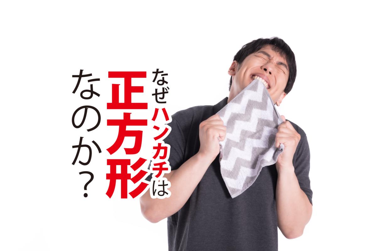一問一報/ハンカチ