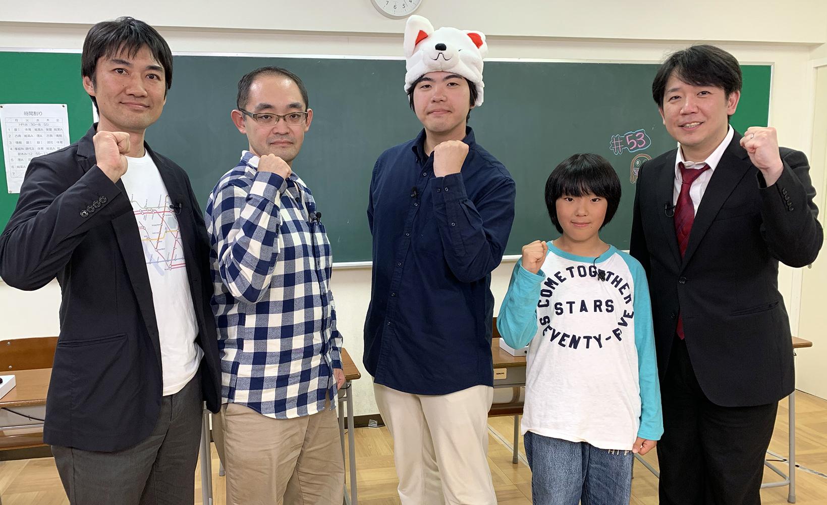 QUIZ JAPAN TVのオリジナルクイズ番組「魁!!クイズ塾」第53回は「99人の壁グランドスラマー大会」!