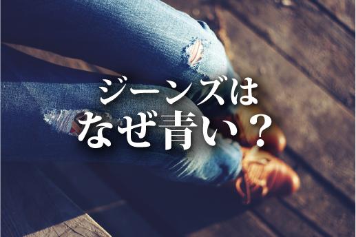 一問一報/ジーンズ