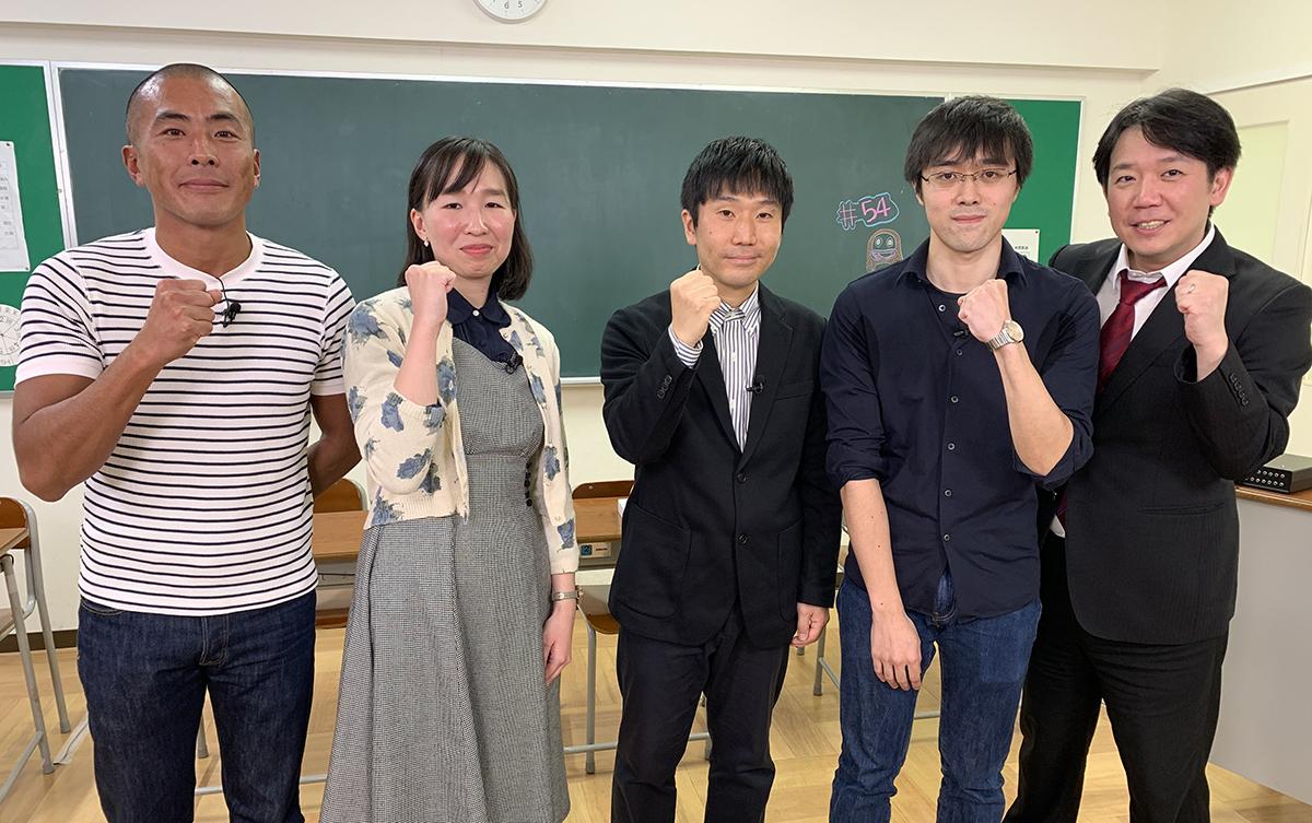 QUIZ JAPAN TVのオリジナルクイズ番組「魁!!クイズ塾」第54回は「ビギナー大会」!