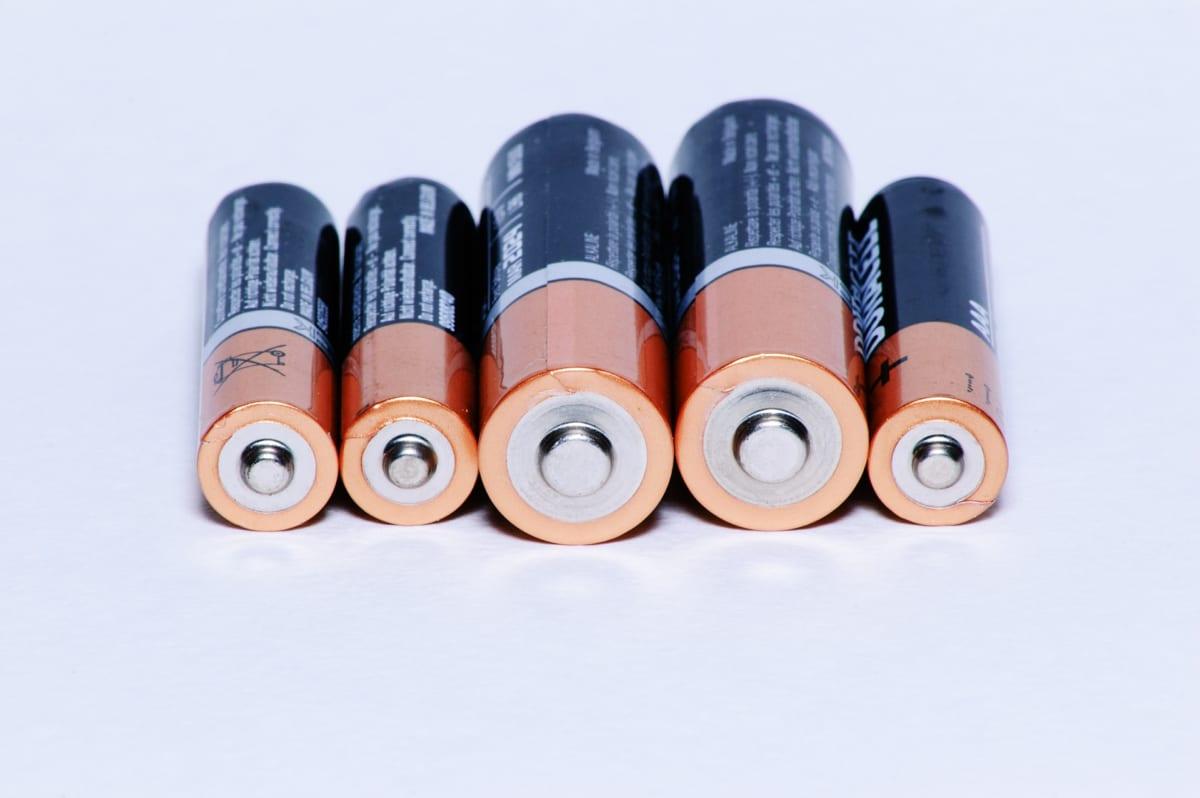 一問一報/乾電池