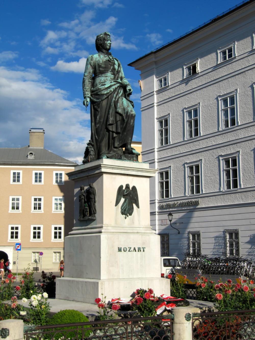 歴史の町から音楽の町へ。ザルツブルクが生んだ天才音楽家とは?