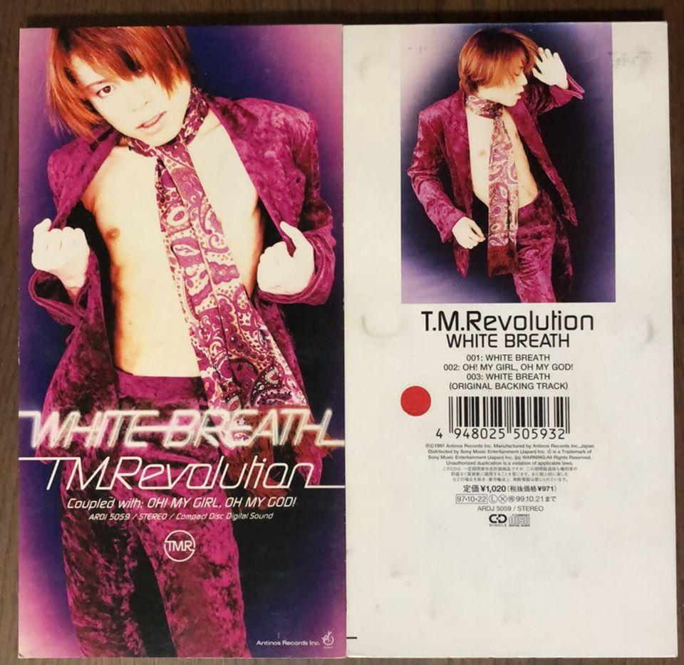 T.M.Revolutionのヒット曲『WHITE BREATH』の歌詞に登場する人気映画監督は?