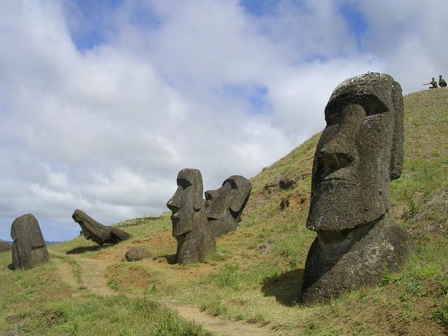 クイズで旅する世界遺産/イースター島