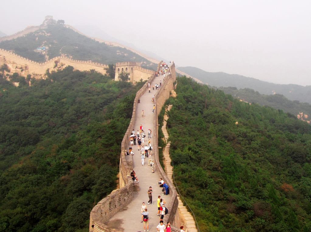 クイズで旅する世界遺産/万里の長城