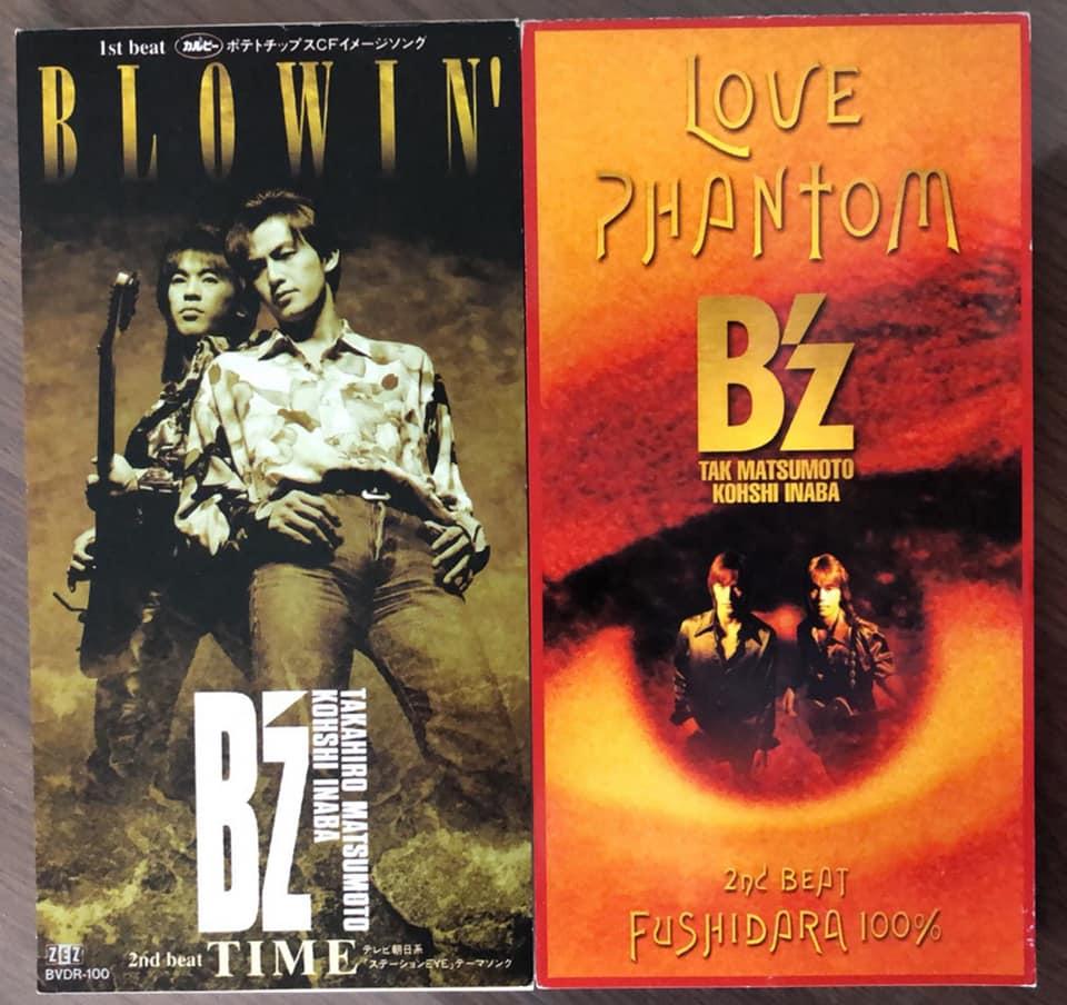 B'zが過去の映像作品をYouTubeでフル尺公開!シングル最大のヒット曲は?