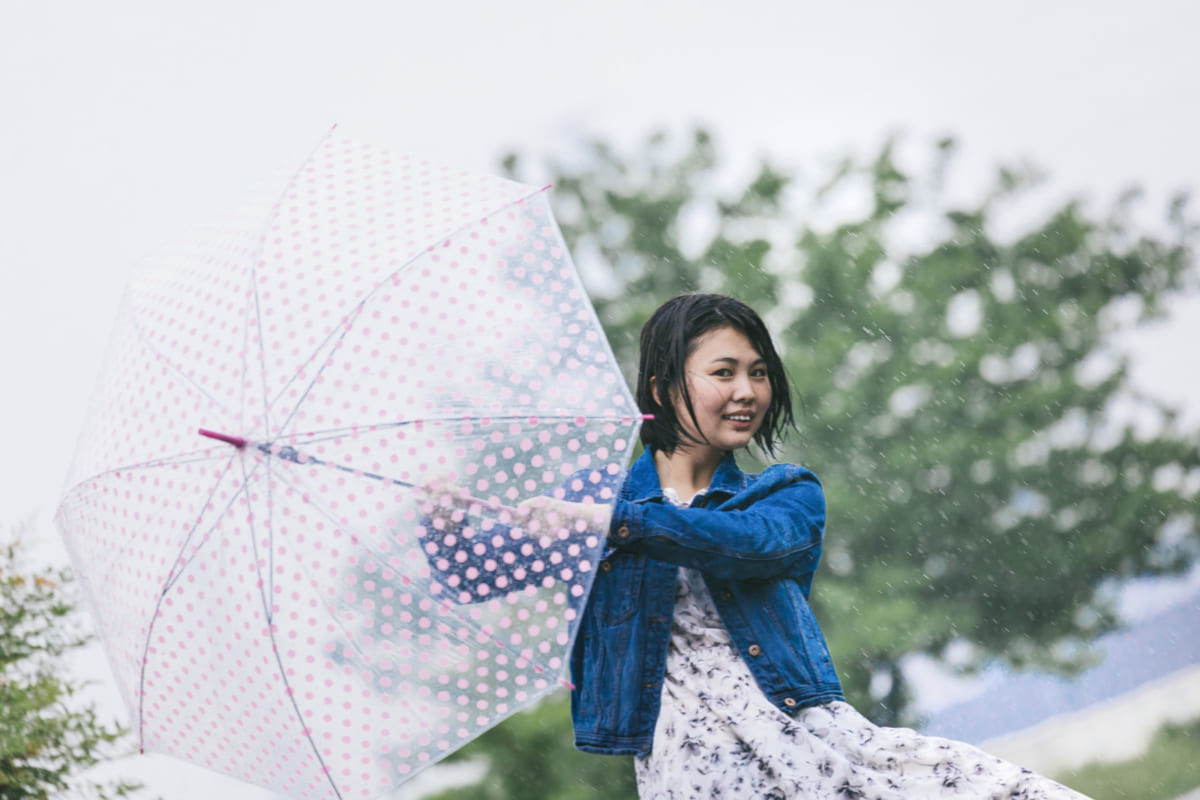 一問一報/梅雨