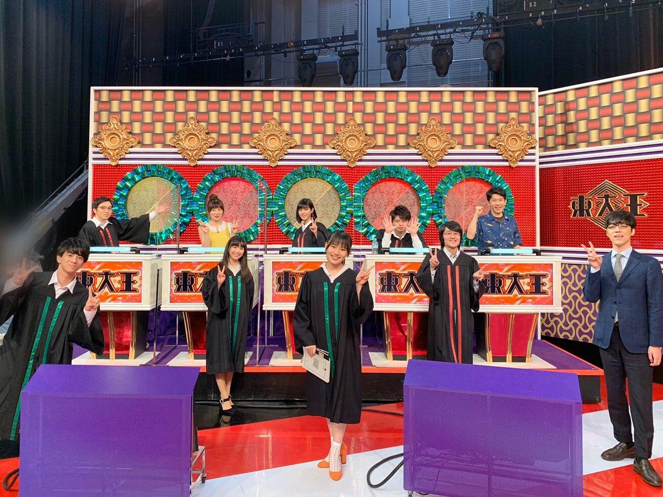 『東大王』2連勝に立ちはだかる富永&オセ朗太!「こっから見せましょう大逆転を」