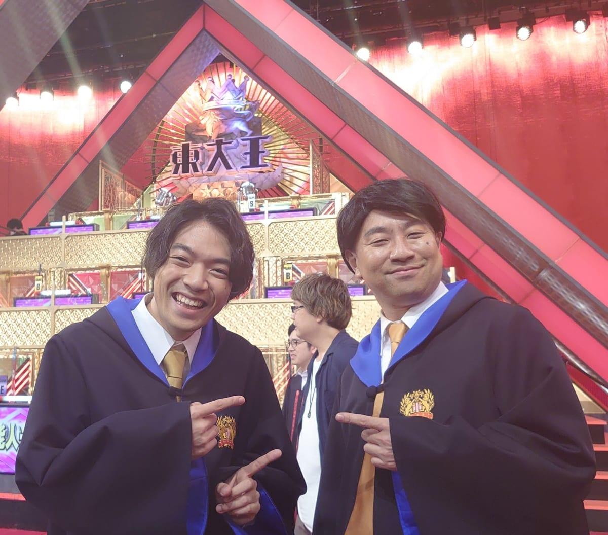 『東大王』クイズ王&ダブル伊沢拓司との対決! 5連勝で北海道に行きたい鶴崎